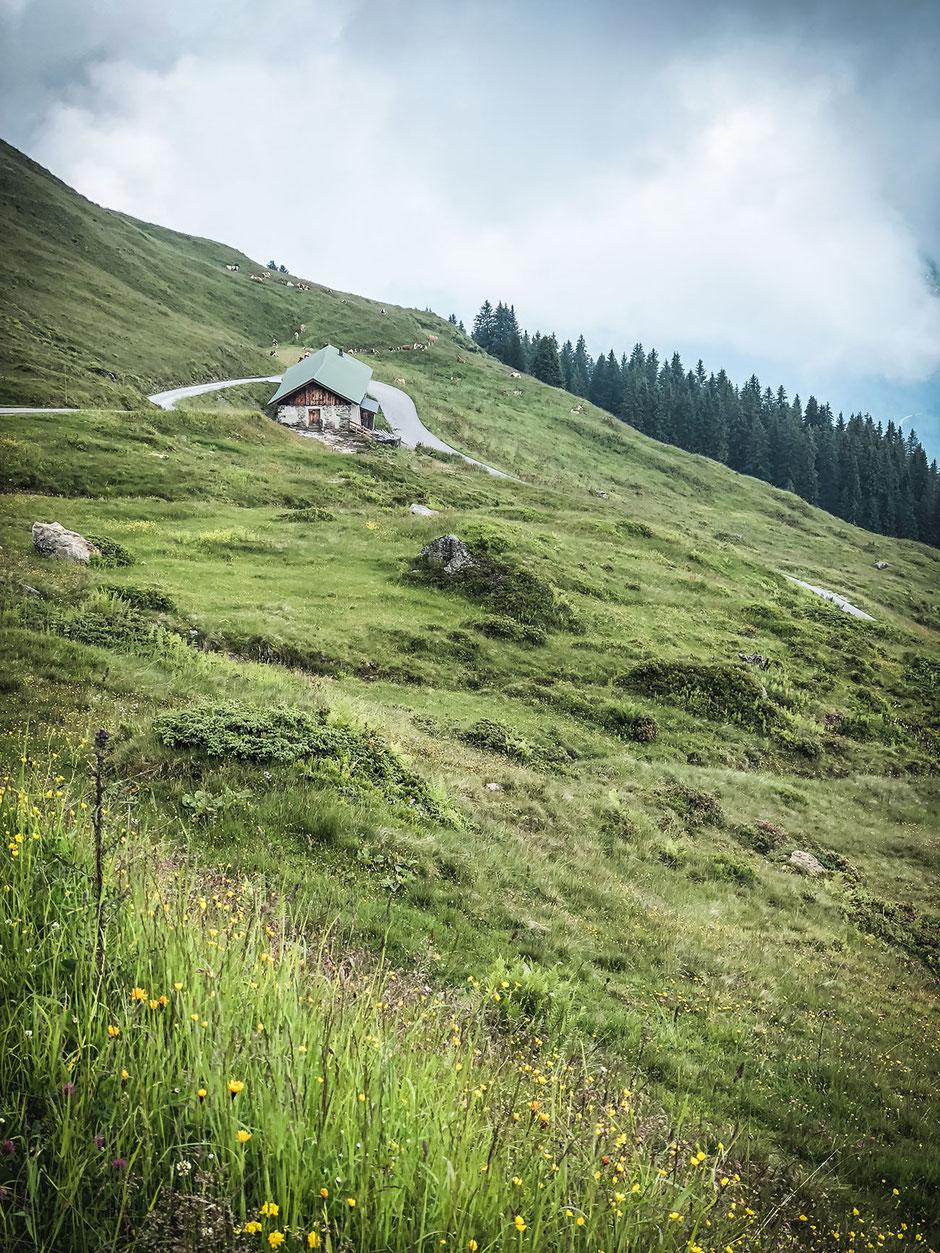 eine der schönsten Alpenstraßen Österreichs
