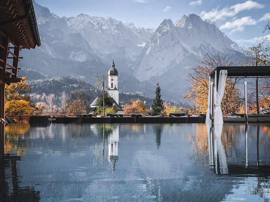 Werdenfelserei, Boutiquehotel, Bayern Garmisch-Partenkirchen