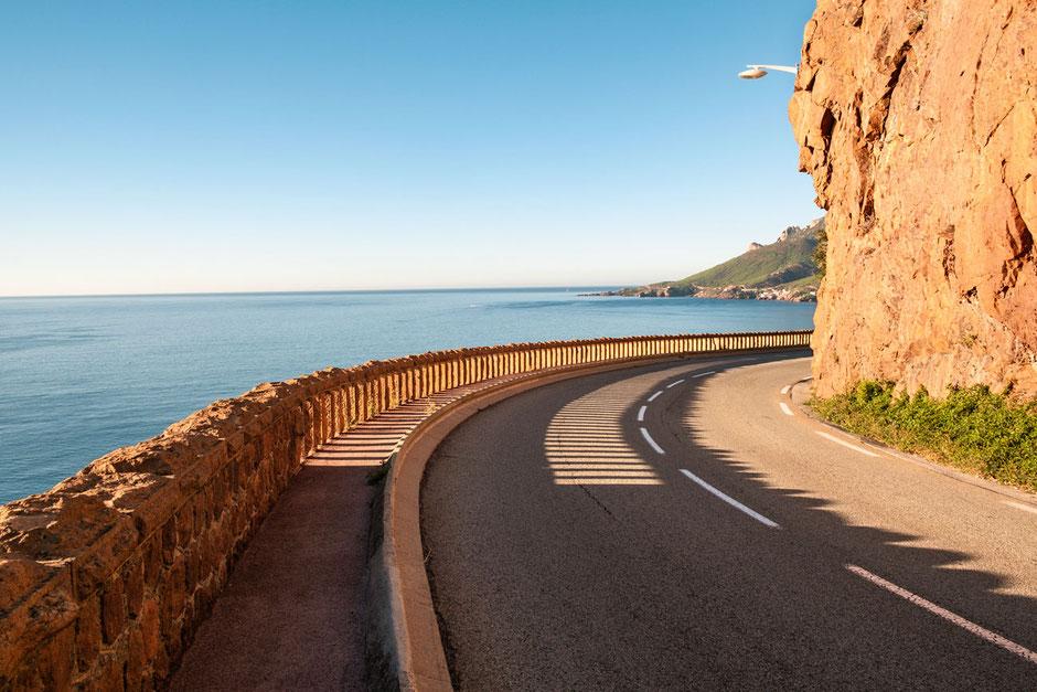 die schönste Küstenstraße der Welt