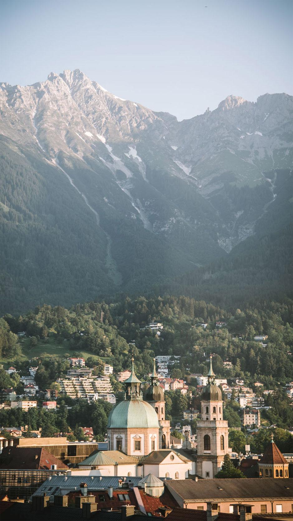 Innsbrucktrek, Nordkette
