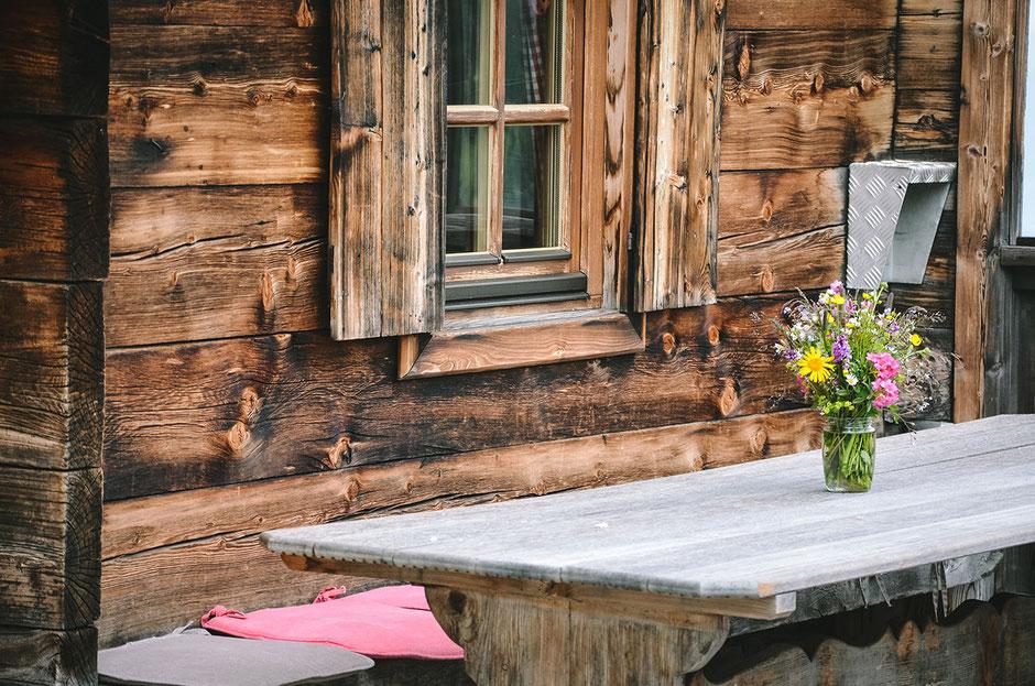 Zillertal Hütte - Hochalm