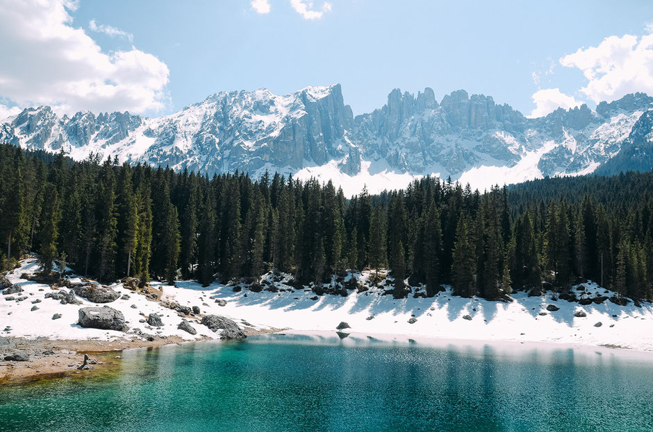 Karersee, Südtirol