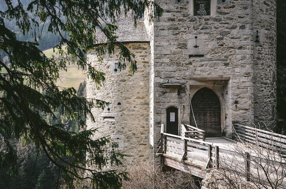 Burg Taufers - Ahrntal/Pustertal, Südtirol - Italien