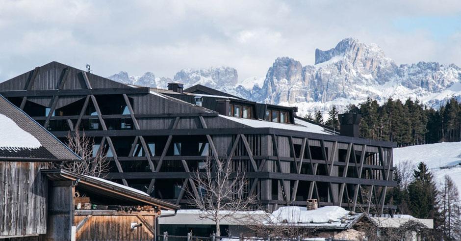 Naturhotel Pfösl - Deutschnofen, Eggental, Dolomiten (Wellnesshotel, Wanderhotel)