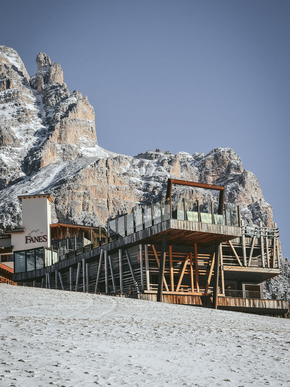 Belvita Leading Wellnesshotel: Dolomiti Wellness Hotel Fanes, Südtirol - Alta Badia (Dolomiten - Infinitypool)
