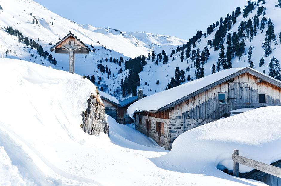 Weidener Hütte, Tuxer Alpen, Tirol