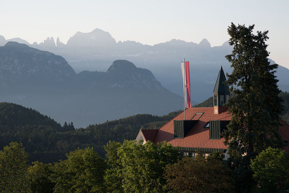 Parkhotel Holzner - Ritten/Südtirol (Familienhotel, Wellnesshotel, Wanderhotel, Aktivhotel, Naturhotel)