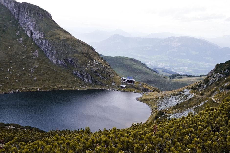 Wildseeloderhaus, Hütte, Cabinlove, Pillerseetal, Bergbahnen Fieberbrunn,