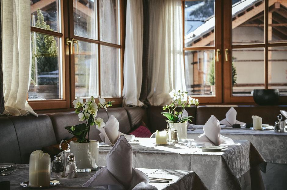 Belvita Leading Wellnesshotel: Dolomiti Wellness Hotel Fanes, Südtirol - Alta Badia (Restaurant)