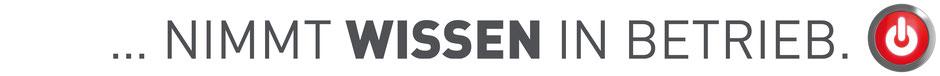 Wettbewerbsfähig bleibt, wer die Abläufe im Unternehmen laufend prüft und verbessert  Doris Mauser Workflowanalyse  WKO Wissen in Betrieb logo