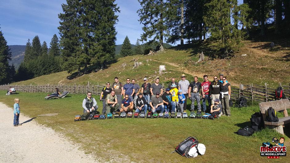 Wildlife-Cup 2016 - Teichalm / Steiermark