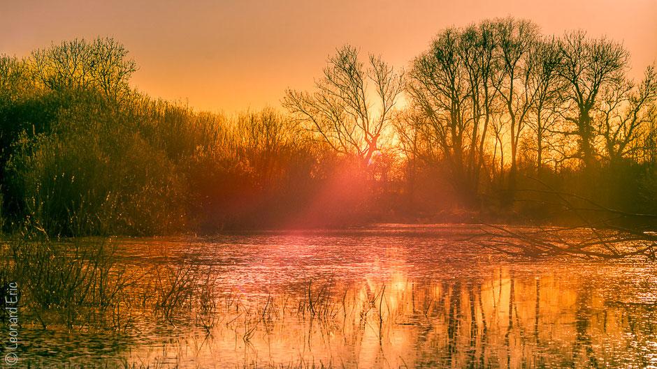 Photo de paysage, Le plaisir photographique, Léonard Eric, superbe lumière.