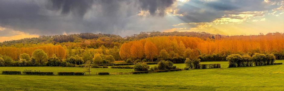Photos de paysages, Le plaisir photographique, Léonard Eric