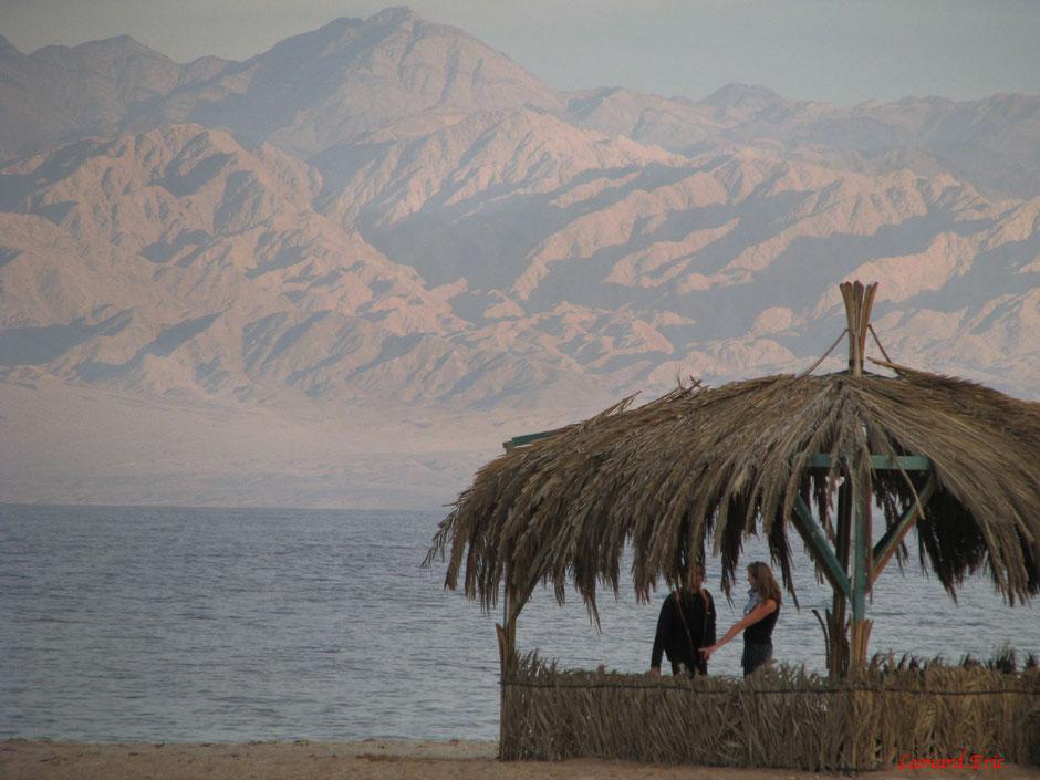 Le plaisir photographique. Eric Léonard. Photos/Paysage/ Canal de Suez