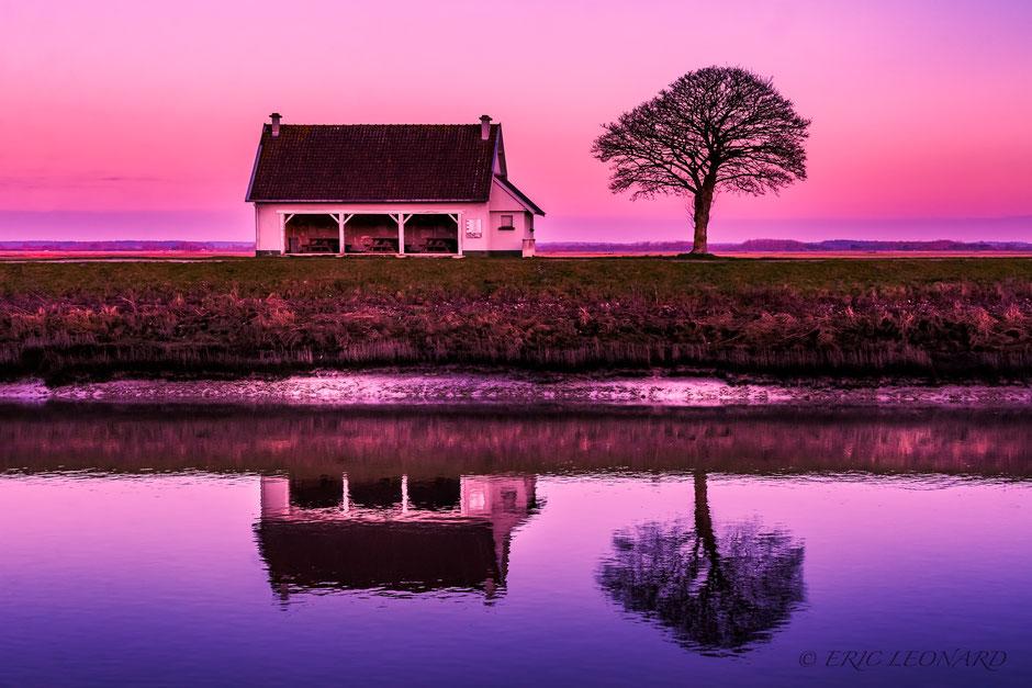 Photo de paysage, Le plaisir photographique, Léonard Eric,Saint Valery.