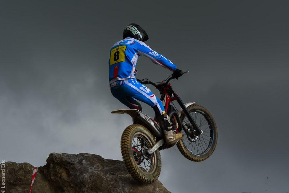 Le plaisir photographique. Eric Léonard. Photos de Sport/Juste avant la pluie