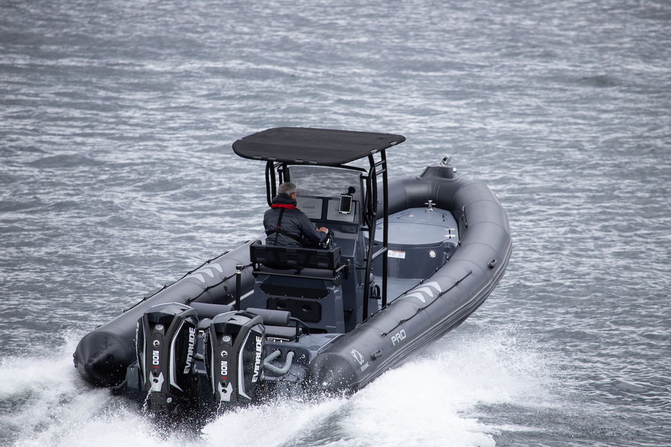 Zodiac PRO 850 RIB for sale te koop - Rubberboot Holland Aalsmeer - Zodiac Nederland