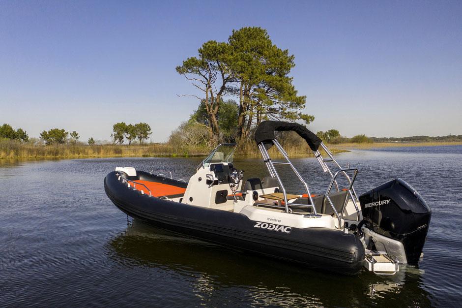 Zodiac RIB - Medline 6.8 RIB - Rubberboot Holland Aalsmeer