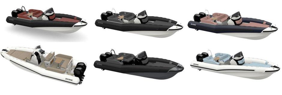 Zodiac N-ZO RIB - N-ZO 760 RIB for sale te koop Rubberboot Holland Aalsmeer