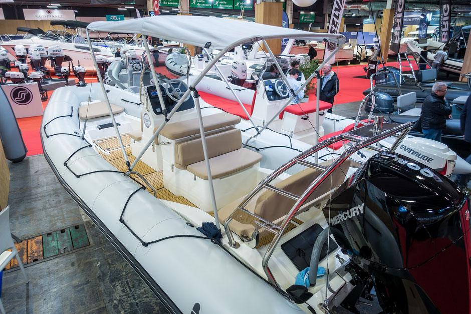 Bombard Sunrider 700 RIB for sale te koop Rubberboot Holland Aalsmeer