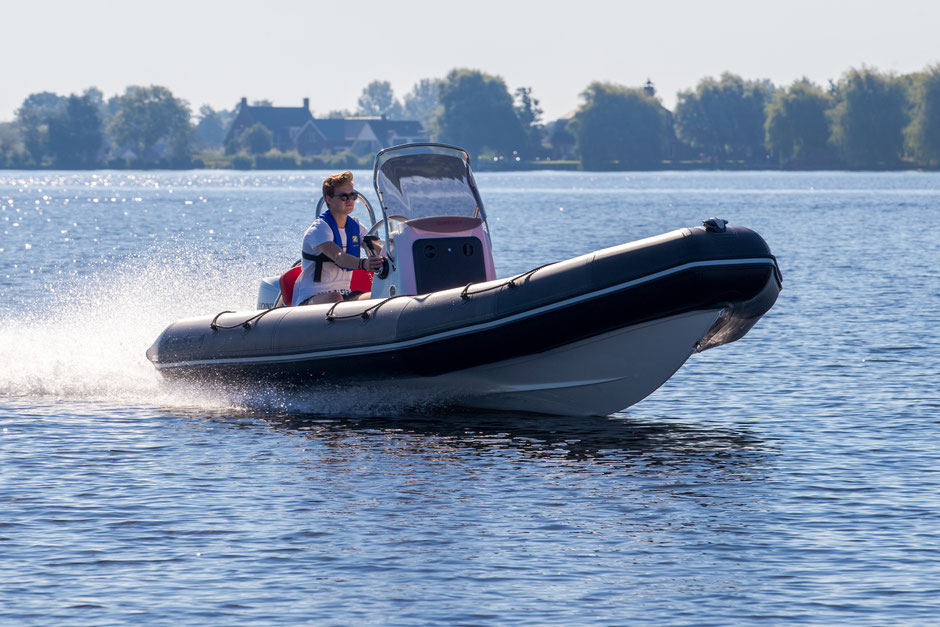Bombard Sunrider RIBS - Rubberboot Holland Zodiac Nederland Aalsmeer