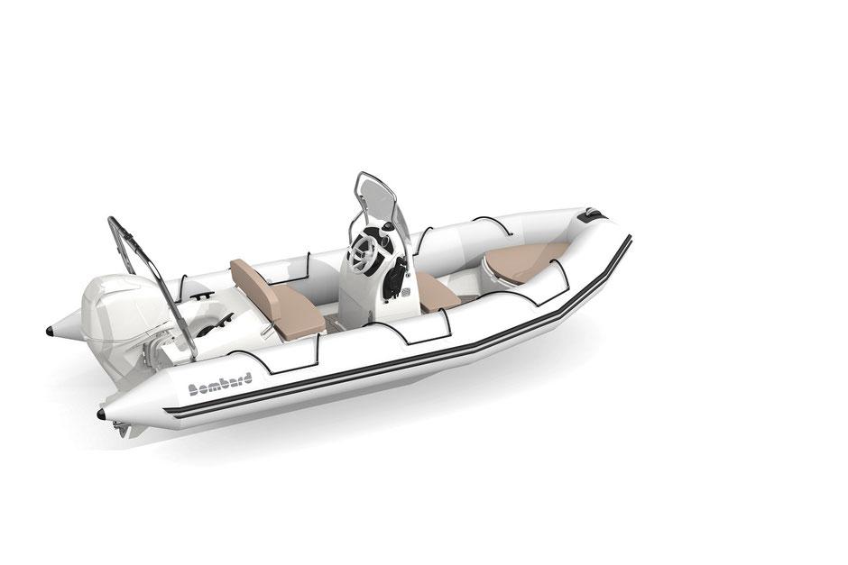 Bombard Sunrider 500 RIB for sale te koop Rubberboot Holland Aalsmeer