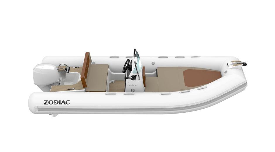 Zodiac RIB - Medline 500 - Rubberboot Holland Aalsmeer - Zodiac Nederland