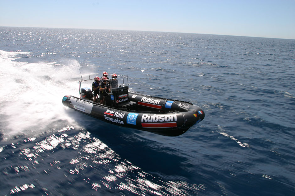 Capelli Raid ribs - Tempest 750 Raid - Rubberboot Holland Aalsmeer