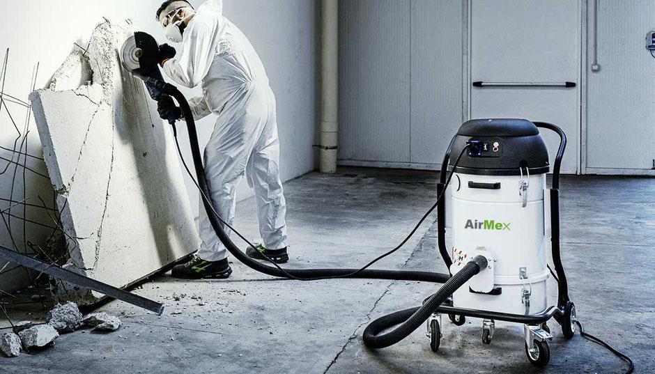 AirMex Industriesauger