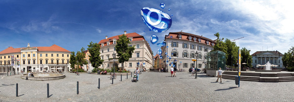 O2 Shop Bismarckplatz