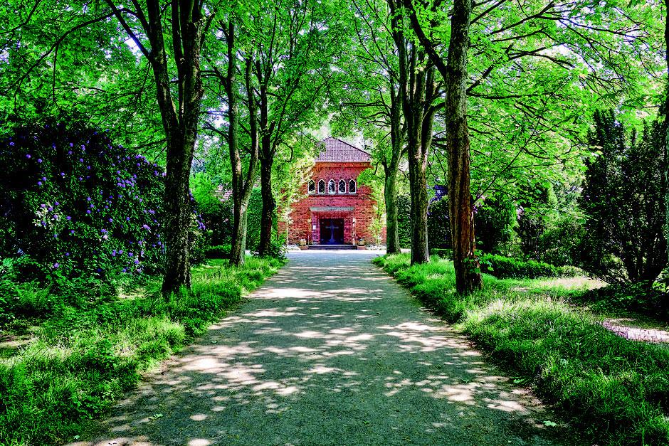 Kapelle Friedhof Schiffbek