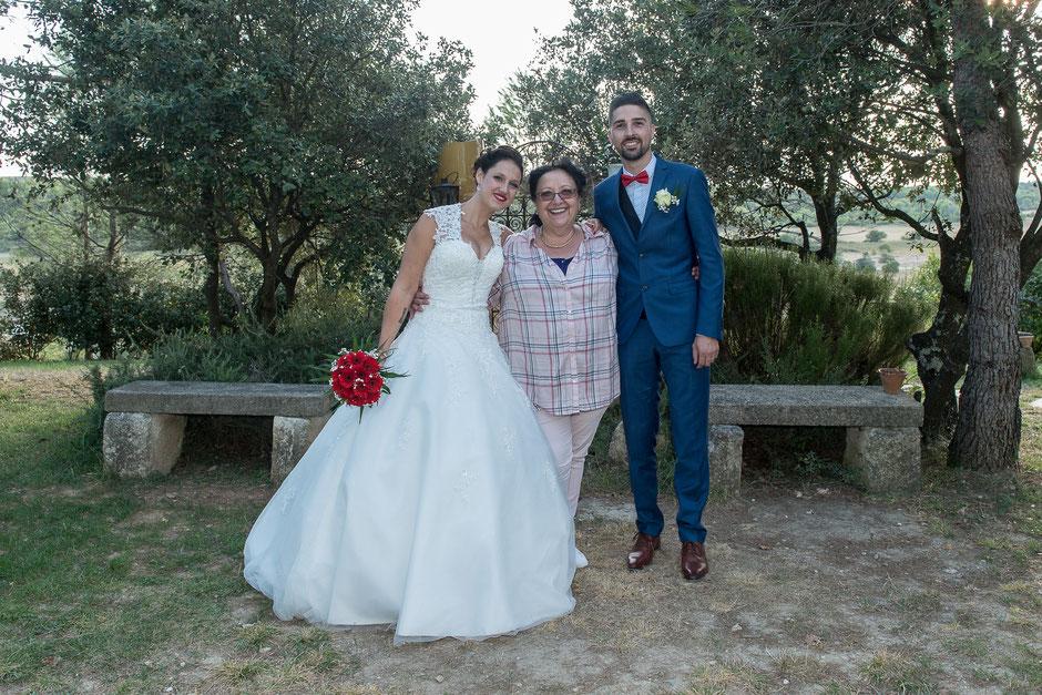 officiante cérémonie laïque mariage Sud France