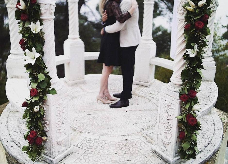 organisateur de demandes en mariages