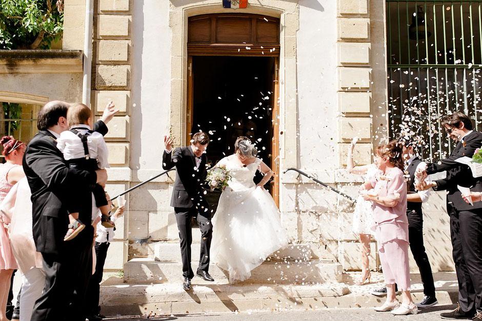 Confidence d'une wedding planner Hélène Houles
