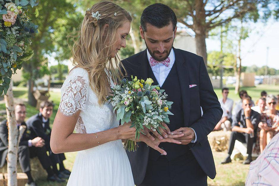 Se marier en Camargue