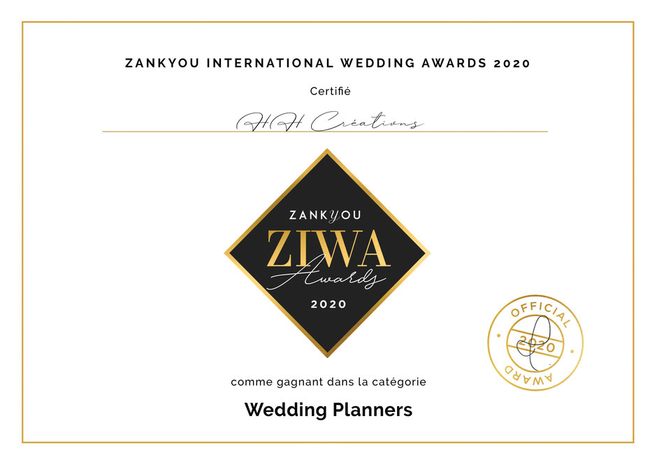 Best Wedding Planner 2020 in south of France