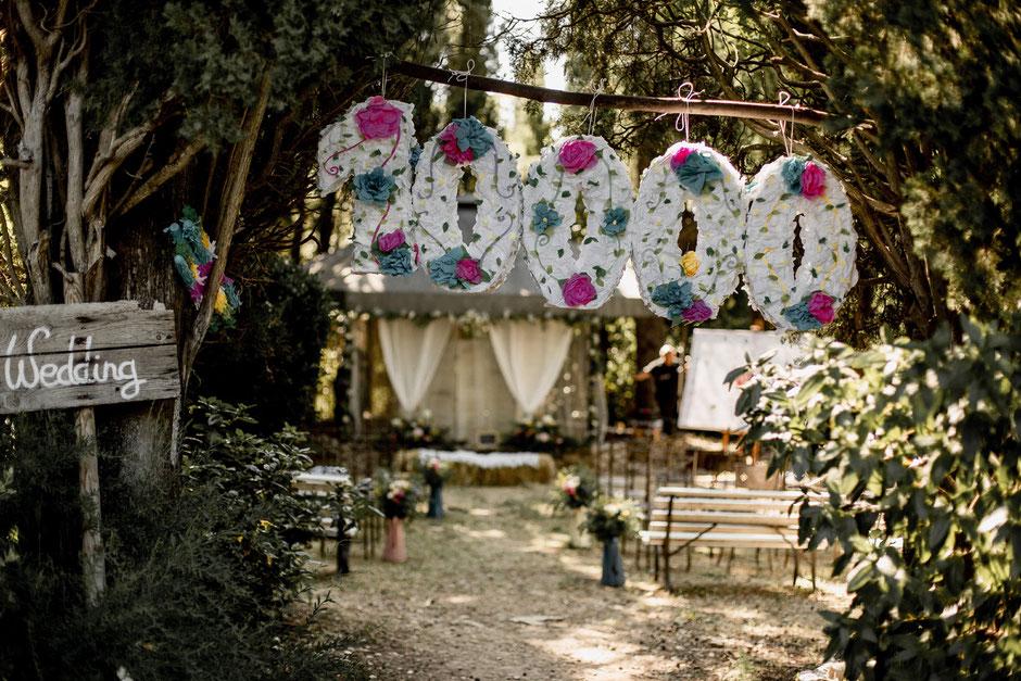 pinata mariage