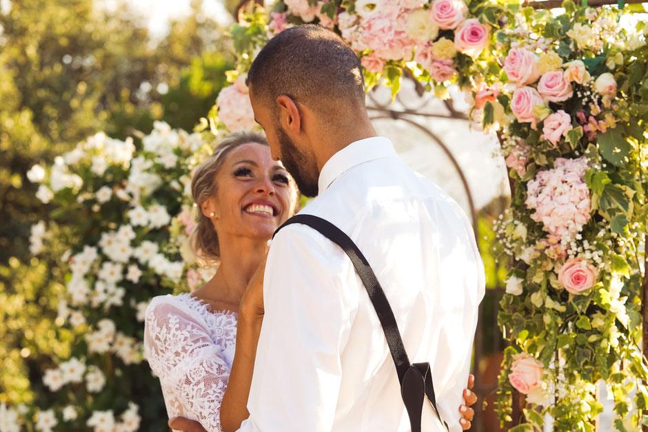 mariage romantique bohème chic