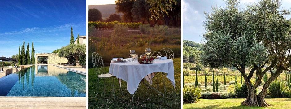 Demande en mariage de luxe dans le sud de la France