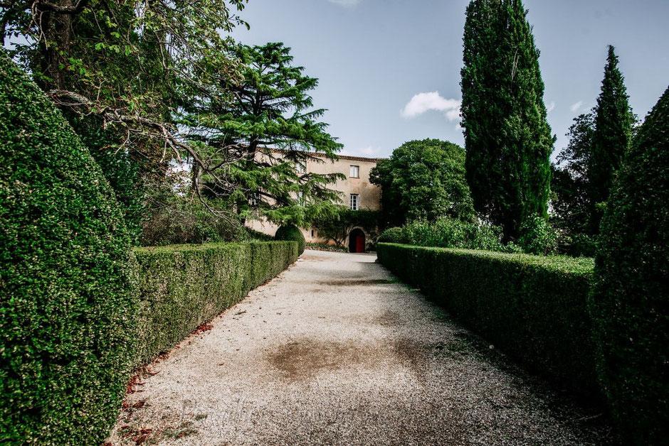 Château Bas d'Aumelas - Occitanie - Hérault - Montpellier