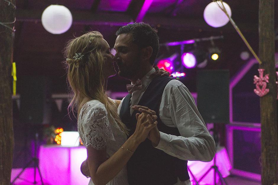 mariage ouverture danse