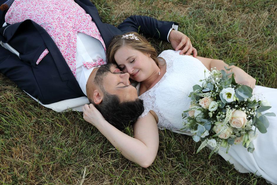 mariage bohème chic champêtre