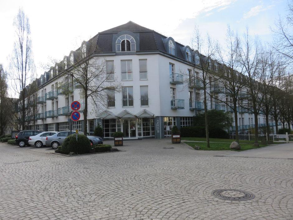 Klinik Der Fürstenhof, Bad Pyrmont