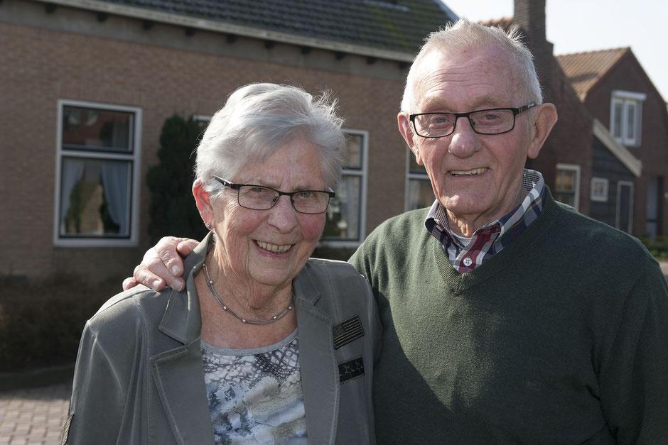 Piet en Tan van  der Maas © TekstEnPlaat.nl