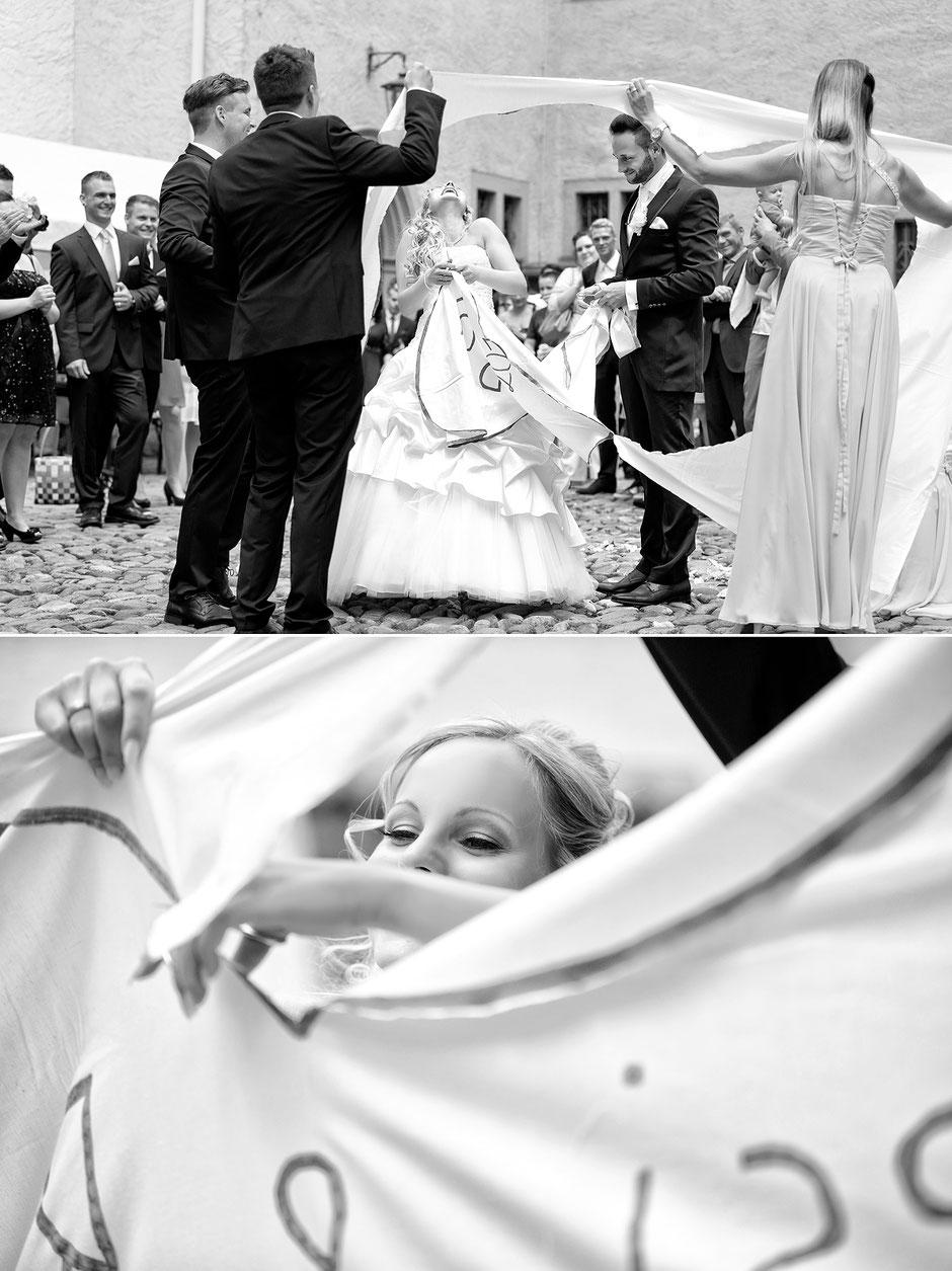 Hochzeit auf Burg scharfenstein