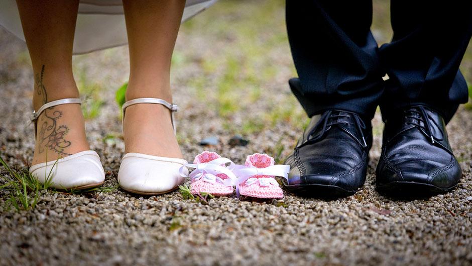 hochzeitsfotos Ideen, Schuhe Hochzeit