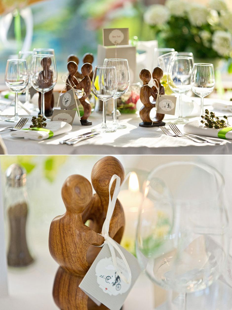 tischdekoration Hochzeit, afrikanische tischdekoration, Afrika, deko, panoramahotel oberwiesenthal