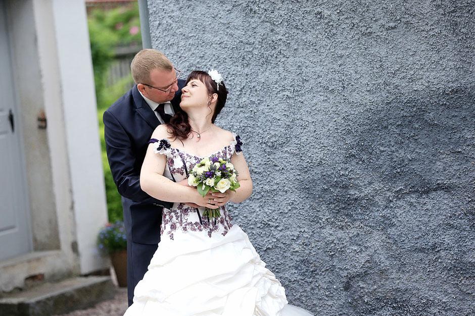 zweisamkeitsbilder Hochzeit, heiraten im Erzgebirge