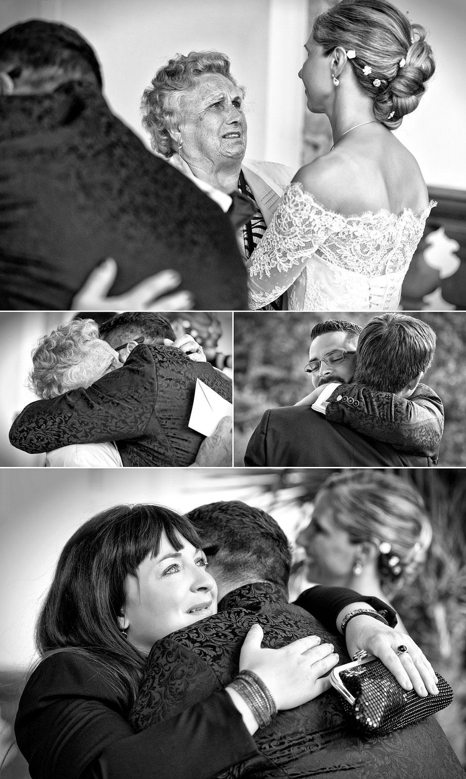 glückwünsche, gratulation Hochzeit, Emotionen, hochzeitsfotograf chemnitz