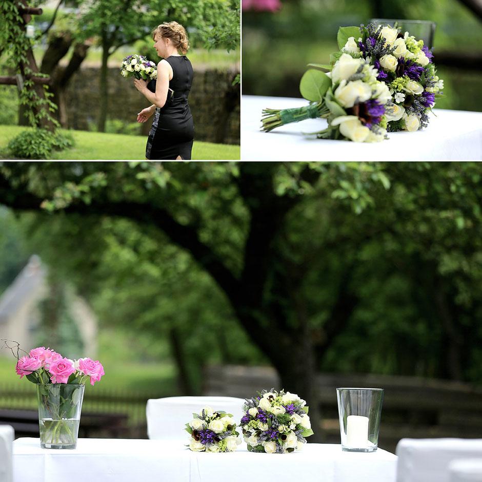 Standesamt mittweida, heiraten im Schmiedelandhaus in Greifendorf, heiraten in der Natur, heiraten im freien, hochzeitsdekoration, Brautstrauß